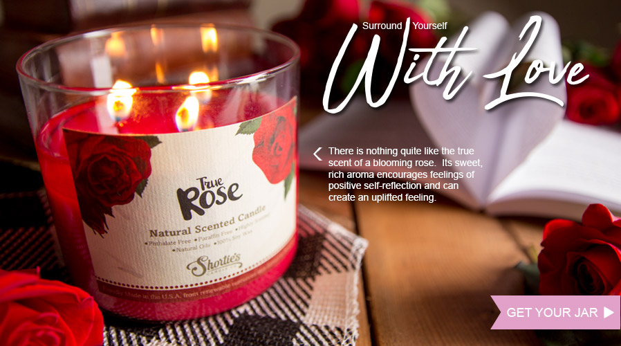 Introducing True Rose!  A true to life rose fragrance.