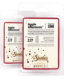 Apple Afternoon™ Wax Melts 2 Pack - Formula 117