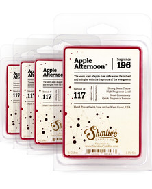 Apple Afternoon™ Wax Melts 4 Pack - Formula 117