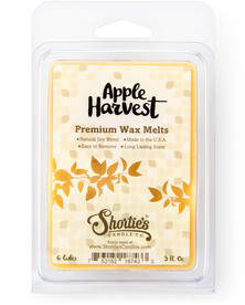 Apple Harvest Wax Melts  - New Wax Blend