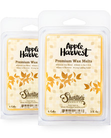 Apple Harvest Wax Melts 2 Pack - New Wax Blend