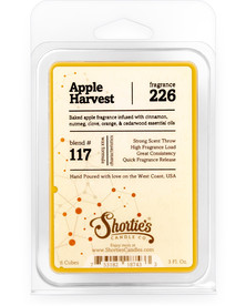 Apple Harvest Wax Melts  - Formula 117