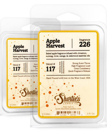 Apple Harvest Wax Melts 2 Pack - Formula 117