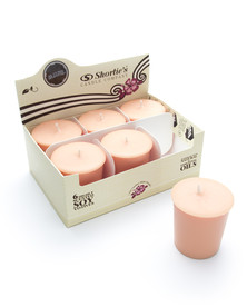 Autumn Splendor Soy Votive Candles 6-Pack