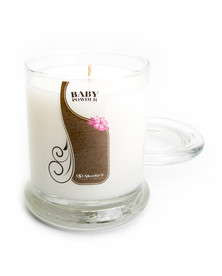 Baby Powder Jar Candle - 10 Oz.