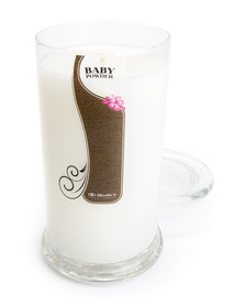 Baby Powder Jar Candle - 16.5 Oz.