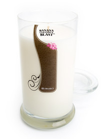 Banana Coconut Blast™ Jar Candle - 16.5 Oz.