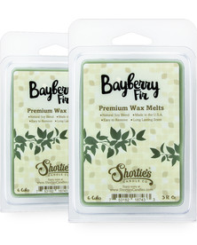 Bayberry Fir Wax Melts 2 Pack - New Wax Blend