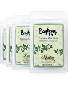Bayberry Fir Wax Melts 4 Pack - New Wax Blend