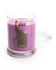 Black Cherry Jar Candle - 6.5 Oz.