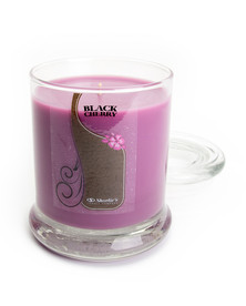 Black Cherry Jar Candle - 10 Oz.