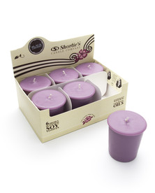 Black Cherry Soy Votive Candles 6-Pack