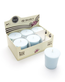 Blue Moon™ Soy Votive Candles 6-Pack