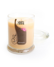 Caramel Apple Cider Jar Candle - 6.5 Oz.