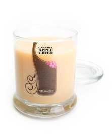 Caramel Apple Cider Jar Candle - 10 Oz.