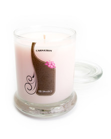 Carnation Jar Candle - 10 Oz.