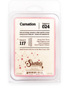Carnation Wax Melts  - Formula 117