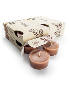 Chocolate Fudge Brownie™ Tealight Candles 24-Pack