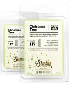 Christmas Tree Wax Melts 2 Pack - Formula 117