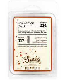 Cinnamon Bark Wax Melts  - Formula 117