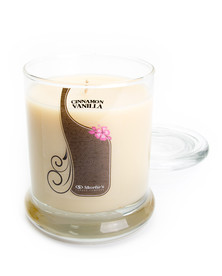 Cinnamon Vanilla Jar Candle - 10 Oz.