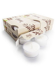 Coconut Cove™ Tealight Candles 24-Pack