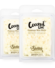 Coconut Cove™ Wax Melts 2 Pack - New Wax Blend