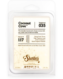 Coconut Cove™ Wax Melts  - Formula 117