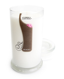 Cuddly Cotton™ Jar Candle - 16.5 Oz.