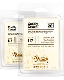 Cuddly Cotton™ Wax Melts 2 Pack - Formula 117
