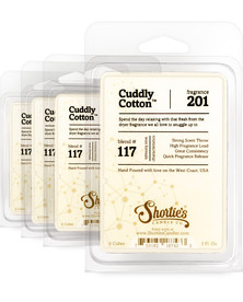 Cuddly Cotton™ Wax Melts 4 Pack - Formula 117