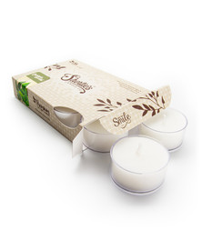 Eucalyptus Spearmint Tealight Candles 6-Pack