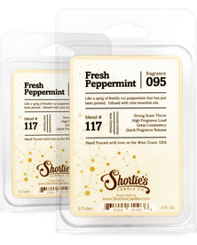 Fresh Peppermint Wax Melts 2 Pack - Formula 117