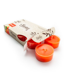 Grapefruit Tealight Candles 6-Pack