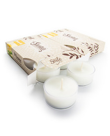 Honeysuckle Tealight Candles 12-Pack