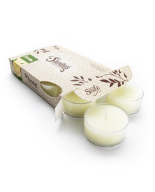 Jasmine Tealight Candles 6-Pack