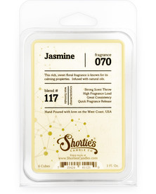 Jasmine Wax Melts  - Formula 117