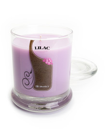 Lilac Jar Candle - 10 Oz.