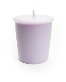 Lilac Single Soy Votive Candle