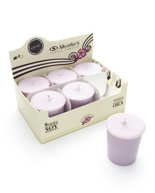 Lilac Soy Votive Candles 6-Pack
