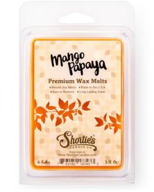 Mango & Papaya Wax Melts  - New Wax Blend