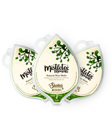 All Natural Mistletoe Moments Soy Wax Melts 3 Pack