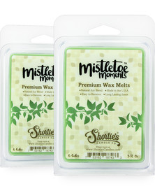 Mistletoe Moments™ Wax Melts 2 Pack - New Wax Blend