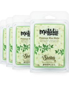 Mistletoe Moments™ Wax Melts 4 Pack - New Wax Blend
