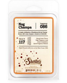 Nag Champa Wax Melts  - Formula 117