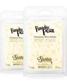 Paradise Pear™ Wax Melts 2 Pack - New Wax Blend