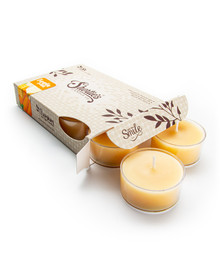 Pumpkin Souffle Tealight Candles 6-Pack