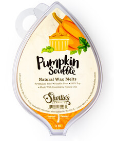 All Natural Pumpkin Souffle Soy Wax Melts