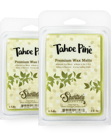 Tahoe Pine Wax Melts 2 Pack - New Wax Blend