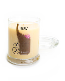 Vanilla Bean Jar Candle - 6.5 Oz.
